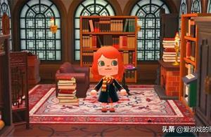 你想学习魔法吗?玩家在《动物森友会》中重现霍格沃茨四大学院