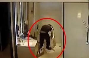 """""""员工用浴巾擦马桶"""",五星级酒店道歉了"""