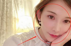 林志玲晒自拍庆生,46岁皮肤光滑细嫩无瑕疵,粉丝却以为怀孕了