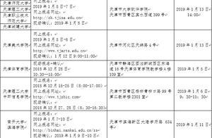 本市2019年高职升本科招生考试12月23日开始报名