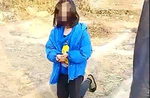 网友传保定现校园霸凌,一女孩遭3人扇耳光、罚跪?记者调查走访