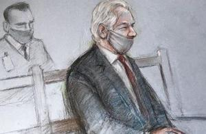 记者观察丨美英联手操控司法 身陷囹圄的阿桑奇难获人身自由