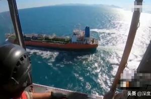 韩国军舰连夜封堵海峡!美国卫星发现:上百艘伊朗舰艇高速出动