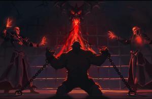 """魔兽第四个预告片上线,吼少侠成为""""永动机"""",为反派提供能量"""