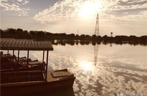 520爱情日只想与心爱的人去佛山渔耕文化园相依坐看夕阳