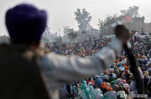 印度农民代表划出红线,莫迪再不让步,印度或有大麻烦了