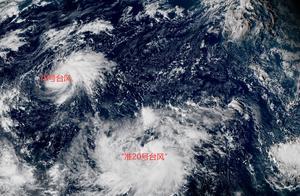10月台风超生,天鹅预计达14级,20号台风将生成,到广东?