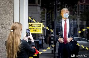 放特朗普蜡像,杜莎夫人蜡像馆窗户遭殃