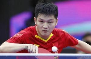 男乒世界杯 樊振东4-0横扫进决赛