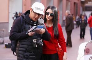 真会玩!王岳伦脱离李湘公司引婚变热议,李湘秀恩爱顺便打广告