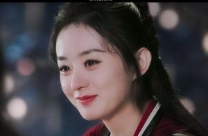 赵丽颖小学生的画法,双眼皮、小老虎!超甜、好温柔呀