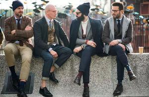 西裤里面要不要穿秋裤?吴磊:真男人从来不会在西裤里穿秋裤