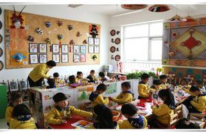 幼儿园手工作业走红,可爱养眼又有创意,网友:家长功不可没