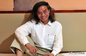 72岁漫画家蔡志忠少林寺出家,一生未娶妻,创作漫画一百多部