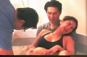 陈嘉桦公开生娃过程,姐妹全程陪同,老公忍不住痛哭,母爱真伟大