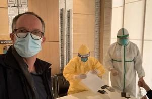 """走出武汉P4实验室,世卫专家说""""挺讽刺的""""……"""