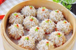 各种丸子的做法来了,孩子在家就能吃到健康美味的丸子(必收藏)