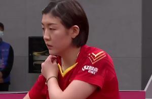 女乒世界杯四强产生,半决赛孙颖莎对阵伊藤占优,王楠带子女观战