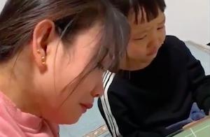妈妈被儿子作业气哭,网友:辅导缺乏专注力的孩子写作业,更崩溃