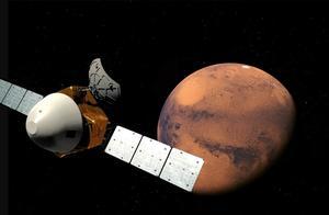 到达火星,中国天问一号与美国拼速度?其实比的是那一脚刹车