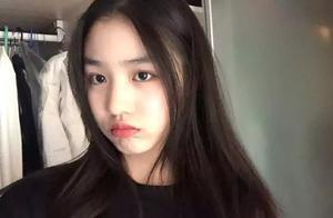 """汪峰大女儿爆照,15岁身高超过章子怡,""""初恋脸""""太会遗传了"""