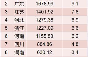 数字中国:私人汽车拥有量山东第一河南第六,全国驾照突破四亿