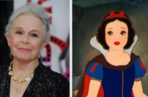 """迪士尼动画""""白雪公主""""原型去世,100岁还在跳舞"""