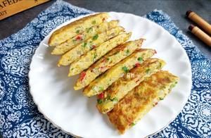 土豆来做一款懒人早餐,低脂又营养,做法简单快手,十分钟搞定