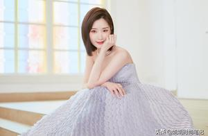 毛晓彤ELLE风尚大典人鱼公主裙,大秀婀娜身姿,很有时尚魅力