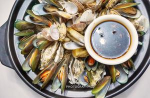 回厦门的第一餐,选择想念已久的小海鲜