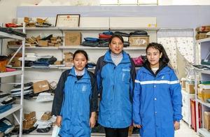 西藏女大学生返乡干快递,让藏民体验网购的快乐