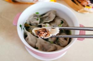 立冬的饺子,和面、调馅、煮饺子都有学问,这样吃味道鲜美更健康
