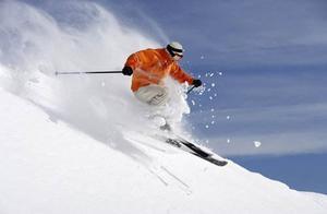 今年寒假滑雪去