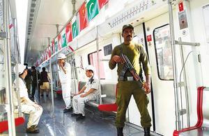 中国援建巴铁首列地铁开通,当地人点赞:中国为巴基斯坦付出很多