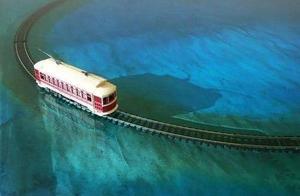 中国最美的海上铁路,全长88.5公里,半小时到达福建第一大岛