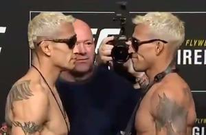 网友神恶搞:UFC夜魔奥利维拉确定不是失散多年亲兄弟?