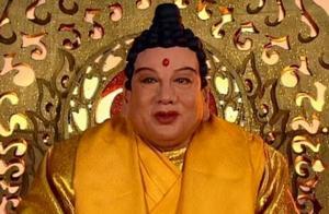 他演如来佛祖深入人心,泰国旅游发现佛像是自己,走路上被人跪拜