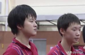 国乒天才12岁萌照曝光!崇拜邓亚萍怕吃不胖 兑现成世界冠军豪言
