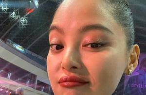 辛芷蕾霸气回怼发型争议,怼脸自拍傲娇凶狠,东北女孩果然厉害!