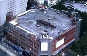 这个驾校设在七层楼顶,你敢不敢去学驾照?快来投票