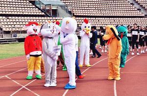 中国风、动物园……这个小学运动会开幕式被刷屏