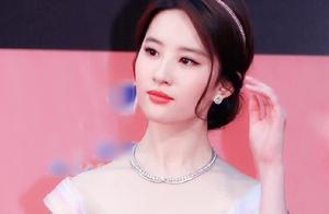 高清镜头下的刘亦菲真美,果然是神仙姐姐 一直用颜值征服着网友