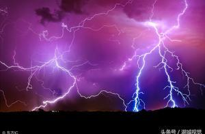 盘点世界各地闪电瞬间,感受大自然发威之美