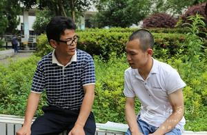 梦想和老师成为同事,残疾学生张欢笑迎高考