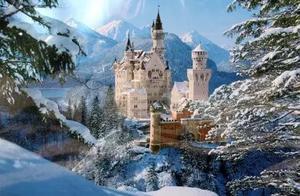 德国最美城堡新天鹅堡背后的男人:路德维希二世
