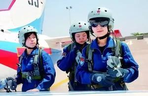 帅到没朋友,万里挑一的歼击机女飞行员是这样炼成的