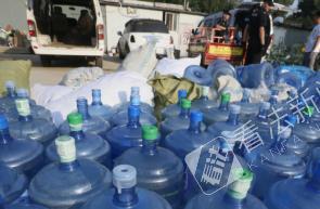 地下水变品牌桶装水成本几毛 售假者:这水我都不喝