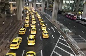 没有哪座城市的出租车,有重庆这么黄