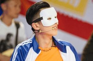 参加《超次元偶像》,因面具向何炅发脾气,王鹤棣《快本》道歉