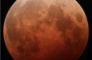 2018年07月28日今年最小满月+月全食+火星伴月(凌晨可观)
